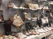 Wonderous shoe shop...