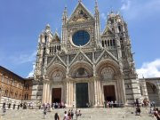 The Duomo, stunning inside and out