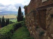 A fine period in Pienza