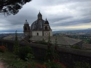Dome of St Margaritha in Montefaliscone